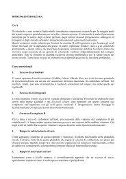 Ipercolesterolemia - Studio Medicina Naturale