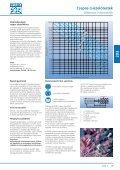 PFERD Csapos csiszolótestek - Mayer-Szerszám Kft - Page 3