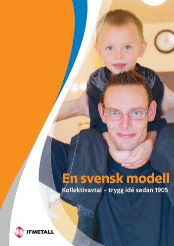 En svensk modell - IF Metall
