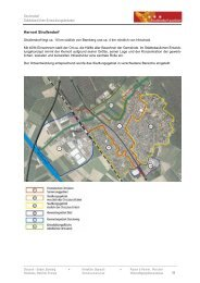 Strullendorf Städtebauliches Entwicklungskonzept 39 Kernort ...