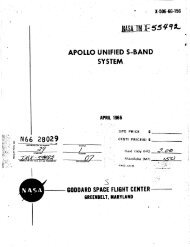 Apollo Unified S-Band System (Local Copy)