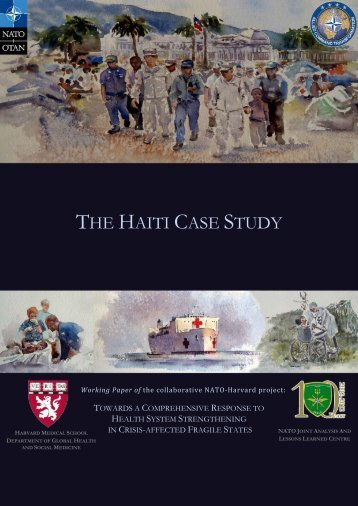 Haiti Case Study - The Department of Global Health and Social ...