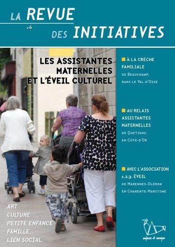 Revue des Initiatives, n°6 - Mon-enfant.fr