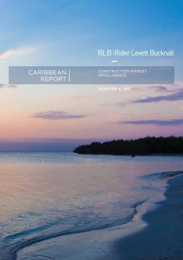 CARIBBEAN REPORT - Rider Levett Bucknall