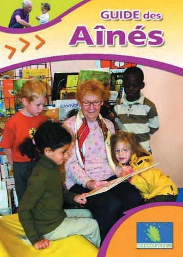 Guide des Ainés 2007/2008 - Courcouronnes