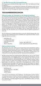Einladung zur ordentlichen Hauptversammlung und ... - Medisana - Seite 4