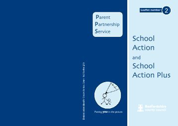 School Action School Action Plus