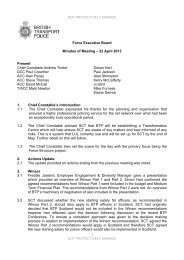 1 Force Executive Board Minutes of Meeting – 22 April 2013 Present ...