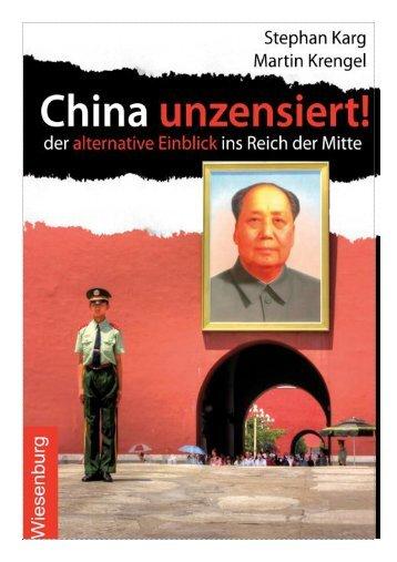 China-unzsensiert Die Heimkehr - Studienstrategie.de