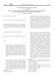 REGULAMENTUL (CE) NR. 800/2008 AL COMISIEI din 6 ... - EUR-Lex