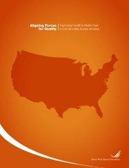 AF4Q Brochure - Aligning Forces for Quality