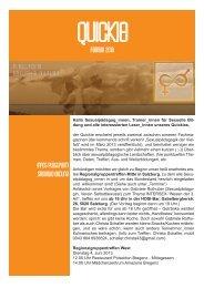 Februar 2013 Infos Plattform sexuelle Bildung