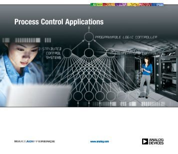 Process Control Applications Brochure - Arrow Electronics