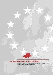 Soziale Sicherheit in der Schweiz - Erwin Carigiet