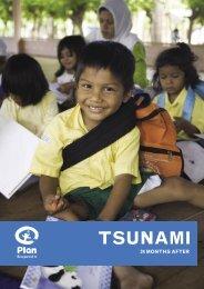 Tsunami Brochure Final artwork.indd - Plan USA