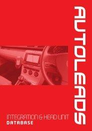 IntegratIon & HeaD UnIt - ArmourAuto.com