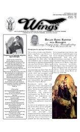 October 4- 10, 2009.pmd - Parokya ni San Vicente Ferrer ...