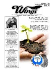 October 24- 30, 2010 - Parokya ni San Vicente Ferrer [Archdiocese ...