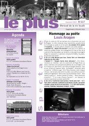 Le Plus N°217 - Noisiel