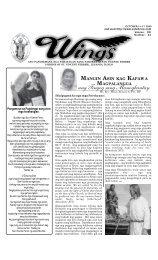 October 11- 17, 2009.pmd - Parokya ni San Vicente Ferrer ...