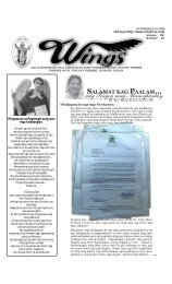 October 18- 24, 2009.pmd - Parokya ni San Vicente Ferrer ...