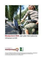 Halfwegrapport 'Meetjesland 2020' - Meetjesland.be