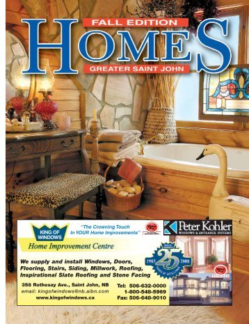 Homes Fall 2008.pdf - Reid & Associates Specialty Advertising Inc.