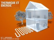 IUT1 Grenoble - Département Génie Thermique et Energie Les ...