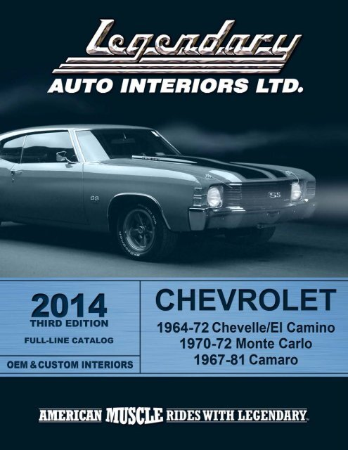 1969 Chevelle Factory Assembly Manual BOUND El Camino SS Malibu 69 Chevrolet