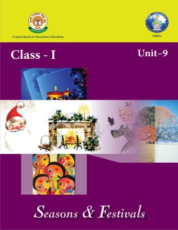 Unit 9: Seasons & Festivals - New Indian Model School, Dubai