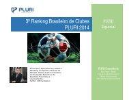 pluri Especial - Ranking brasileiro de clubes 2014