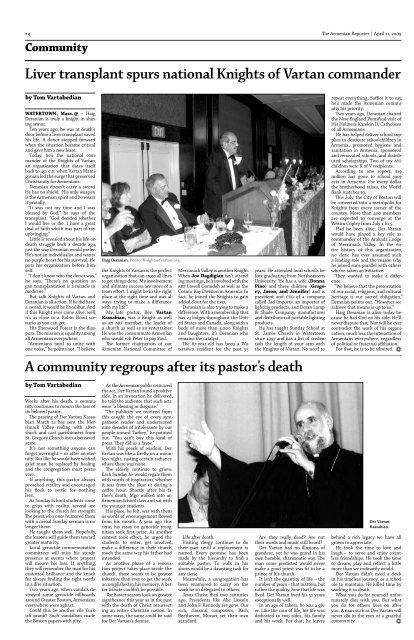 National, International, Armenia, and Community News and Opinion
