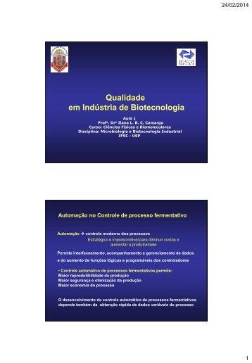Aula 1 - IFSC - USP