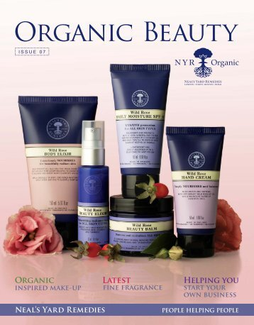 'Happy Birthday', 'Thank You' or simply - NYR Organic