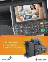Especificaciones - Kyoceradocumentsolutions.com.mx