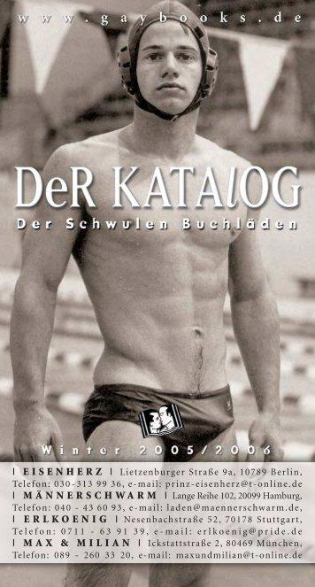 EISENHERZ - Katalog für Lesben ist da