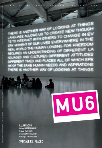 MU6 - N.27 | Maggio 2013