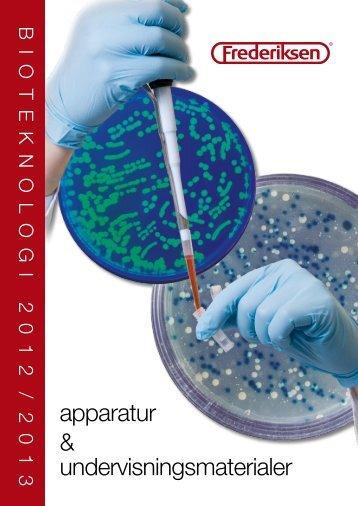 Bioteknologi - Frederiksen