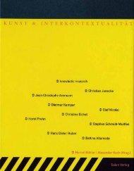 PDF (600 KB | Deutsch) - kunst verlassen