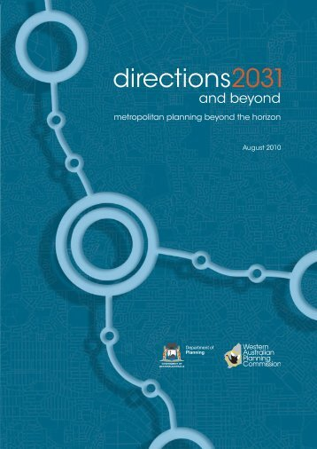 Directions 2031 - Western Australian Planning Commission