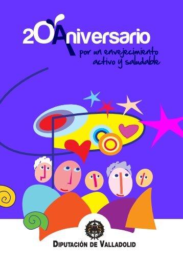 Publicación de los 20 años del programa - Diputación de Valladolid