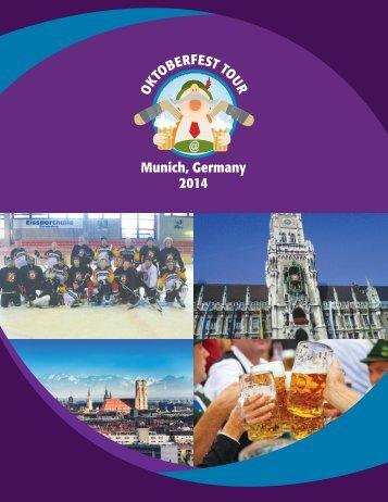 2014 Oktoberfest E-Booklet