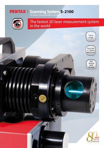 Scanning System S-2100