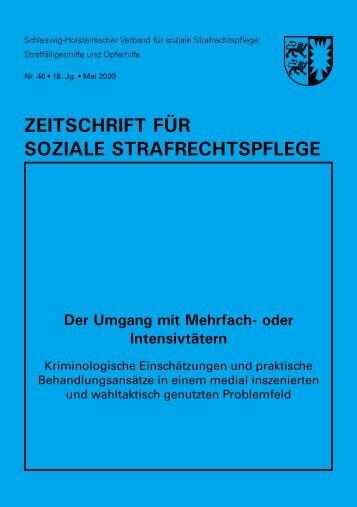 Der Umgang mit Mehrfach - Schleswig-Holsteinischer Verband für ...
