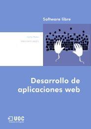 Desarrollo de aplicaciones web.pdf - SW Computación - Support