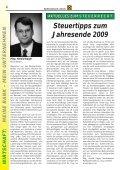 1Meine Zeitung – Meine Bank 74. Ausgabe 12/2009 Meine Zeitung ... - Seite 4