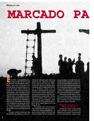 Marcado para a morte - Revista Cristã de Espiritismo