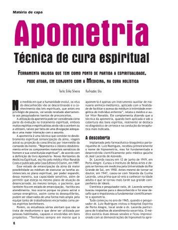 Apometria - Revista Cristã de Espiritismo