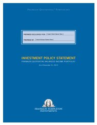 Steve glover franklin templeton investments rashi investment
