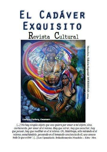 El Cadaver Exquisito - Edicion Especial - Diversidad